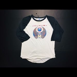 Other - Crazy 1981 journey escape tour raglan xl